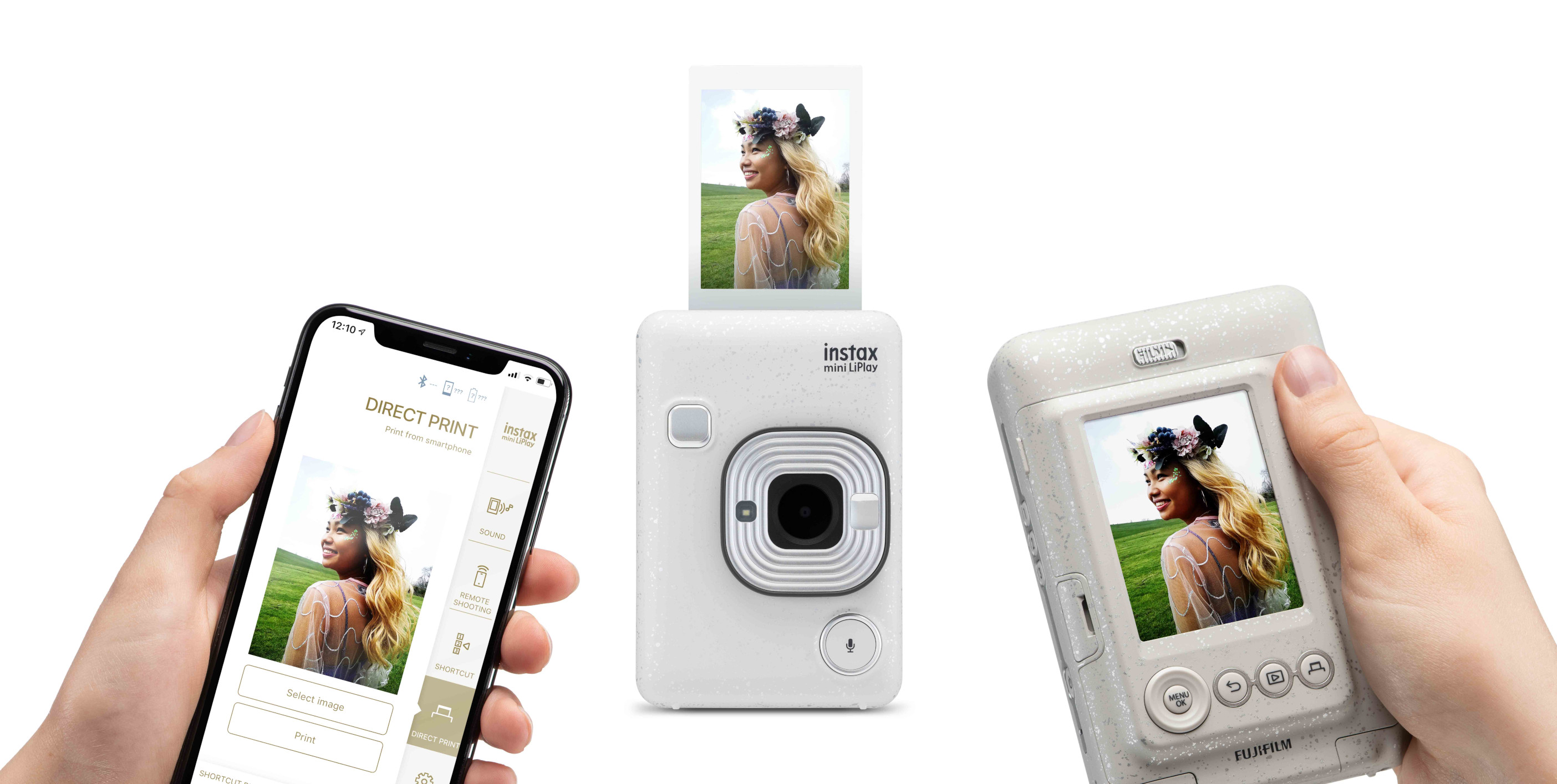 Image result for fujifilm instax liplay